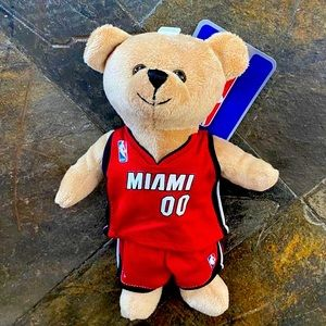 Official NBA Miami Heat Teddy Bear